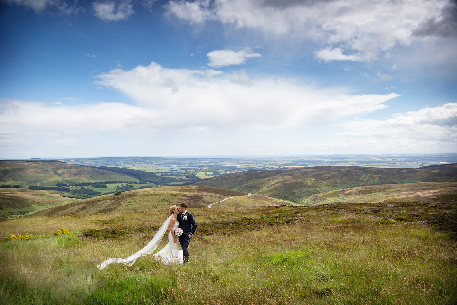 Drumtochty Castle Wedding - Aberdeenshire wedding venue, Scotland